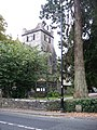 The tower of St Mary's Church, Betws-y-Coed - geograph.org.uk - 598274.jpg