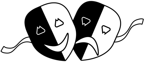 Theatre Masks PNG