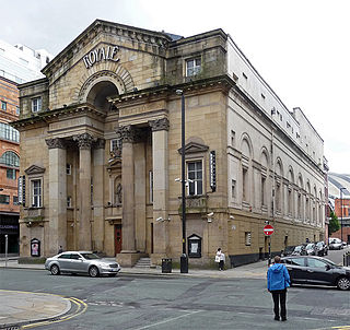 Theatre Royal, Manchester Historic theatre in Manchester, England