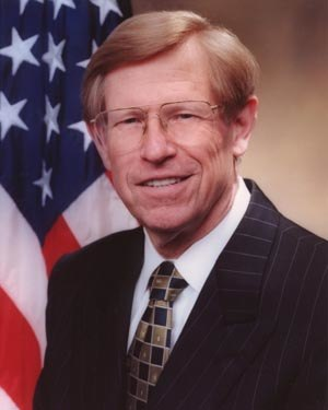 Theodore Olson - Department of Justice portrait of Theodore Olson