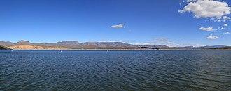Theodore Roosevelt Lake - Theodore Roosevelt Lake