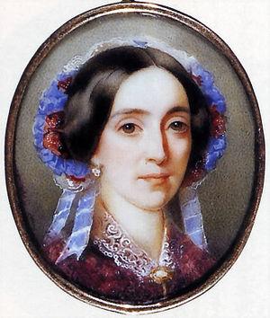 Princess Therese of Nassau-Weilburg - Image: Therese of Nassau Weilburg by Hau