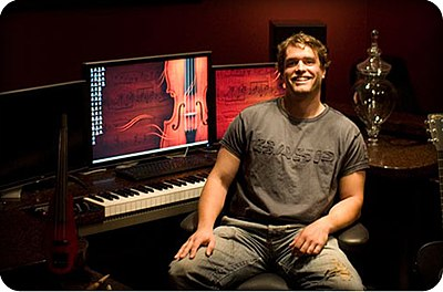 Picture of a band or musician: Thomas Bergersen