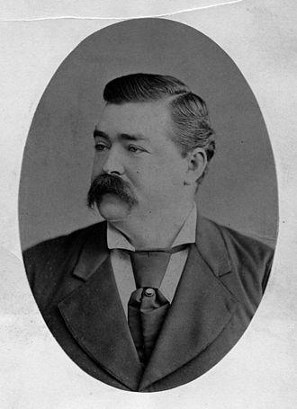 Thomas E. Rowan - Portrait of Thomas E. Rowan (undated)