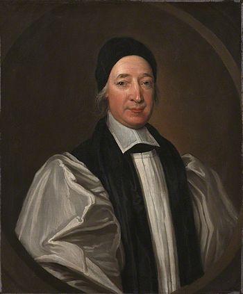Thomas Ken, by F. Scheffer (floruit 1700-1710)...