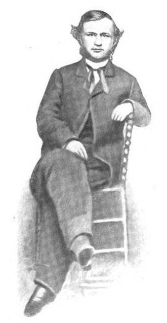 Thomas M. Carnegie - Thomas Carnegie at age 19.
