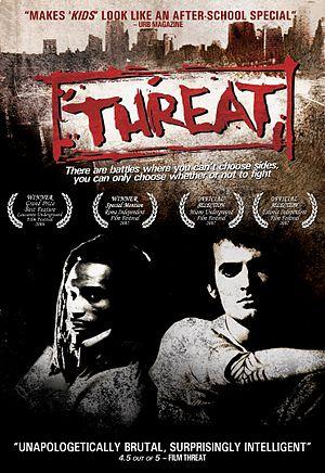 Threat (film) - Image: Threat DVD cover