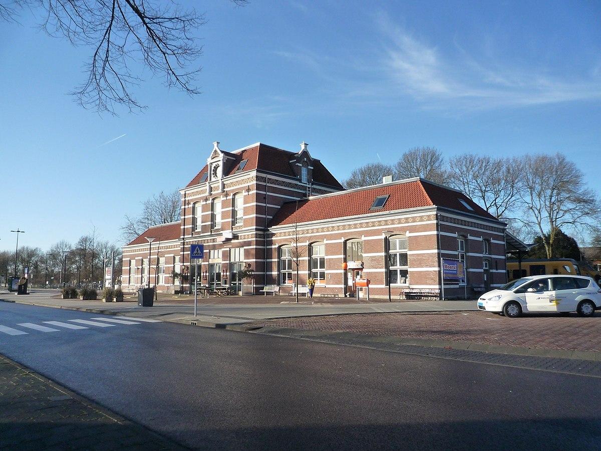 Station Tiel - Wikipedia