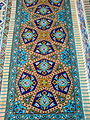 Tiling - Mosque of Hassan Modarres - Kashmar 23.jpg