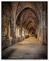 Time Passing In The Cloister (II) (23466849741).jpg