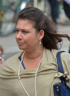 Tina Acketoft Swedish politician