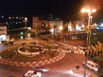 Tira, Israel - Image: Tira's Southern Entrance 20 3 09
