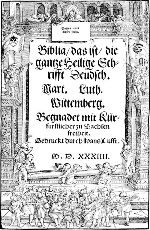 Luther und sein Einfluß auf das Verhältnis von Schule und Staat (German Edition)