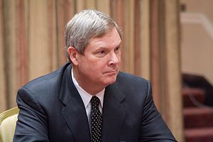 Tom Vilsack - Governor Tom Vilsack in 2008.