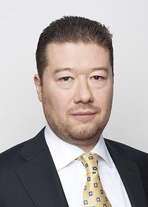 Next Czech legislative election - Image: Tomio Okamura 2012 crop