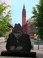 Tony Hancock in Old Square.jpg