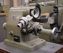 Tool and cutter grinder - Wikipedia, the free encyclopedia