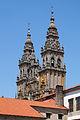 Torres da Catedral de Santiago de Compostela. Galiza.jpg