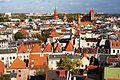 Toruń, dzielnica staromiejska (widok z wieży Ratusza Staromiejskiego) (OLA Z.).JPG