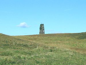 Tower southwest of Cray reservoir - geograph.org.uk - 257639.jpg