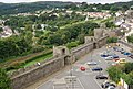Town Walls from the castle - geograph.org.uk - 1480441.jpg
