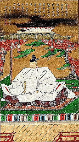 Golden Tea Room - Toyotomi Hideyoshi, the patron of the room