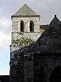 Tréguier (22) Cathédrale Saint-Tugdual Tour Hastings 03.JPG
