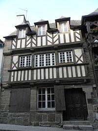 Tréguier (22) Rue Colvestre N°14-1.JPG