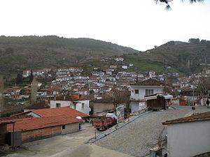 Sevan Nişanyan - A view of Şirince