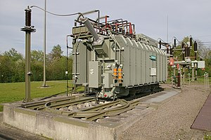 Electric machine - Transformer.