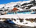 Train Station, Les Diablerets Ski Resort, Swiss Alps.jpg