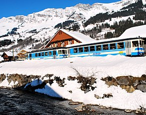 Train Station, Les Diablerets Ski Resort, Swiss Alps.jpg