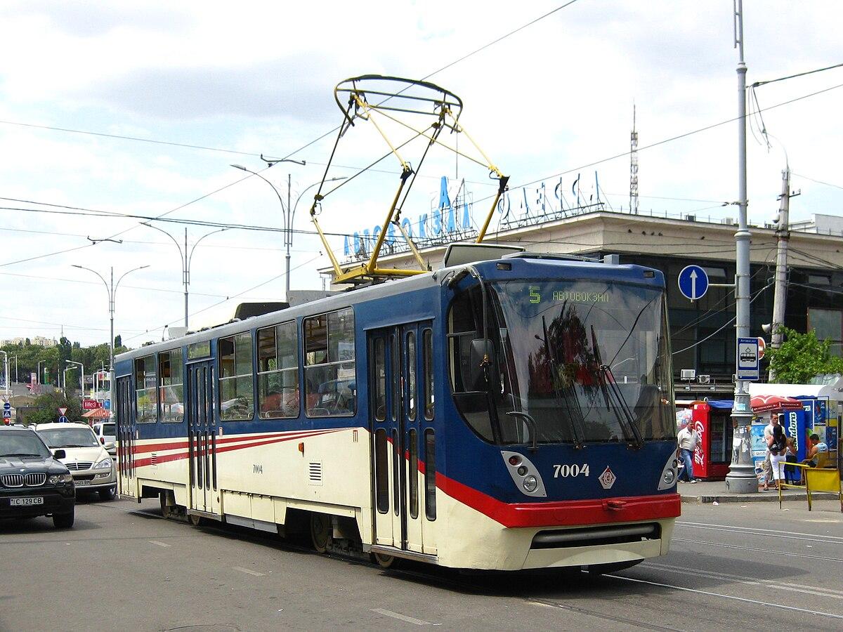 trams in odessa wikipedia
