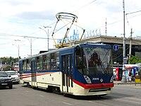 Tram K-1 in Odessa.JPG