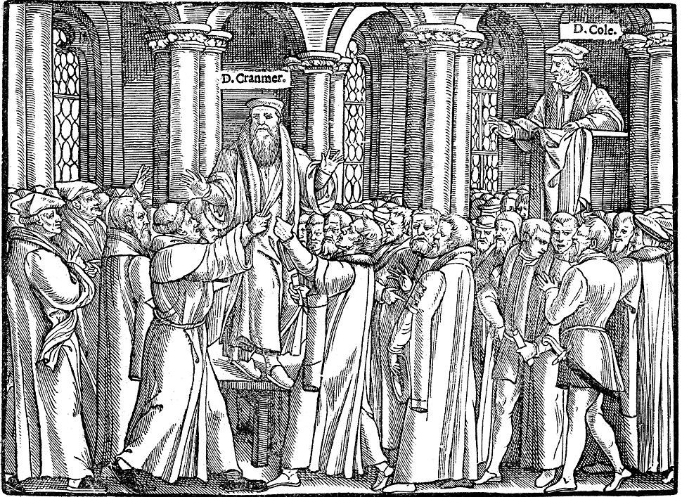 Trial of Thomas Cranmer