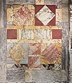 Triclinium Opus Sectile in the House of the Prince of Naples, Pompeii Region VI 1st century CE.jpg