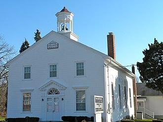 Fairfield Township, Cumberland County, New Jersey - Trinity African Methodist Episcopal Church