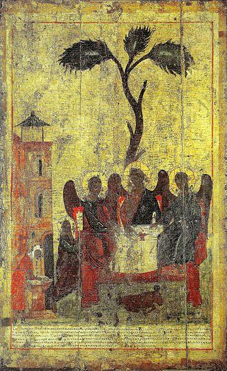 Stephen of Perm - Zyrian Trinity by Stephen of Perm
