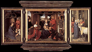 Triptych of Jan Floreins