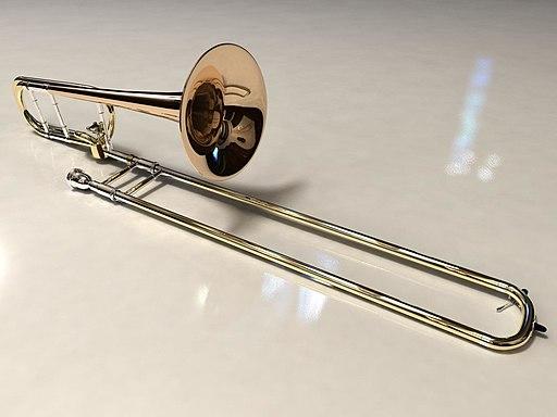 Trombone CG Bach42AG