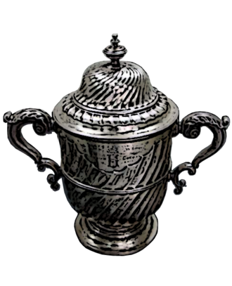 Bulgarian Cup - Sketch of the Tsar's Cup