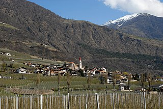 Kastelbell-Tschars Comune in Trentino-Alto Adige/Südtirol, Italy