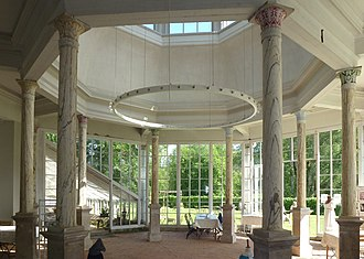Georg Theodor Chiewitz - Image: Tullgarn Orangeriet 2012b