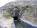 Tunnel of the Allt Coire a' Chuil Droma Mhoir - geograph.org.uk - 154361.jpg