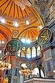 Turkey-03344 - Inside Hagia Sophia (11313295046).jpg