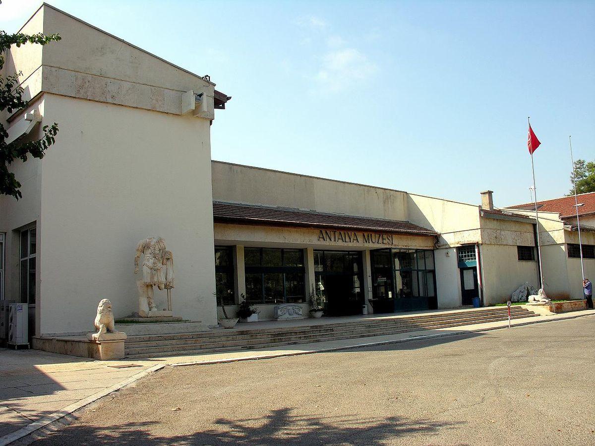 Antalya Müzesi - Vikipedi