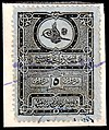 Turkey 1891 Revenue Sul5181.jpg