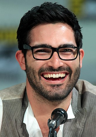 Tyler Hoechlin - Hoechlin at the 2014 Comic-Con in San Diego.