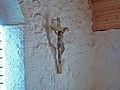 Tyrvään Pyhän Olavin kirkko - Triumfikrusifiksi C H2634.JPG