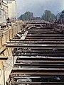 U-Bahn Bau an der Wandsbeker Marktstrasse (1961) 4 retusche.jpg